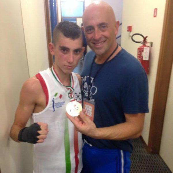boxe campione italiano