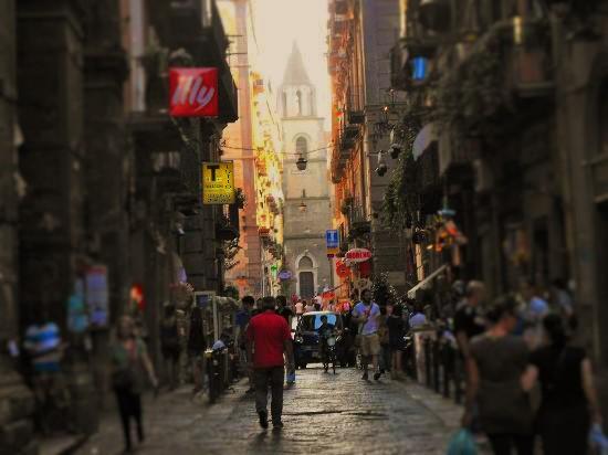 Napoli, dove dormire