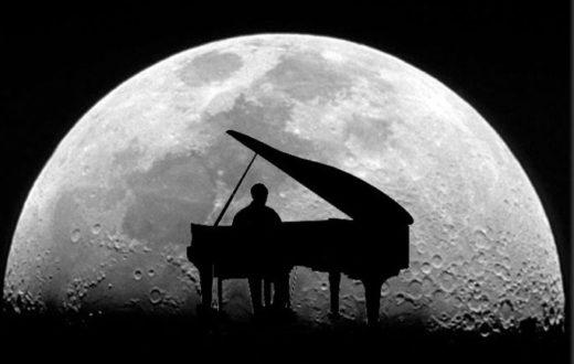 luna e musica