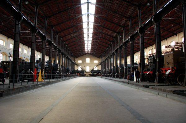Il Presidente Mattarella inaugura il restauro del Museo Nazionale Ferroviario di Pietrarsa