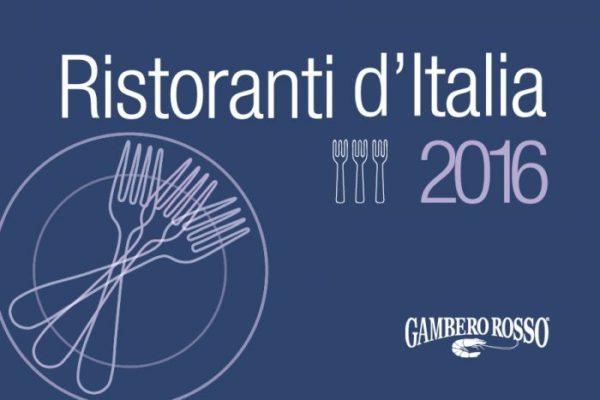 ristoranti d'italia gambero rosso