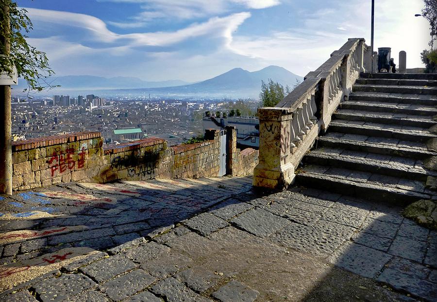 Trekking urbano a Napoli