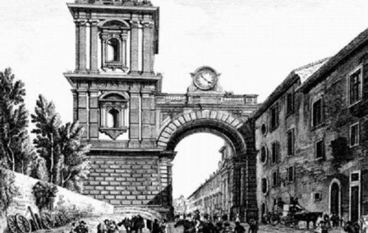 Arco dell'Annunziata - Porta Napoli