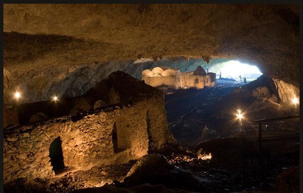 Grotta di San Michele Arcangelo a Olevano sul Tusciano