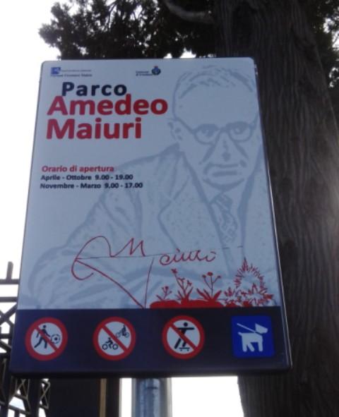Parco Amedeo Maiuri