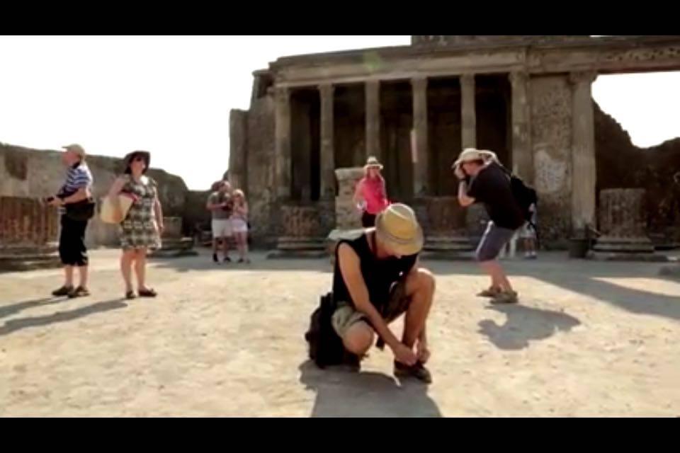 Pompei, eternal emotion
