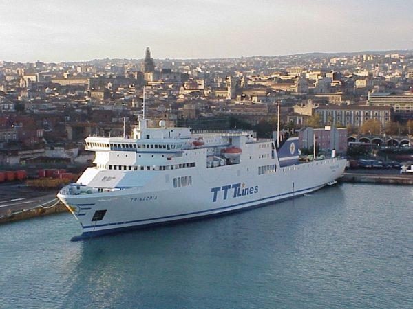 TTT Lines Napoli Catania