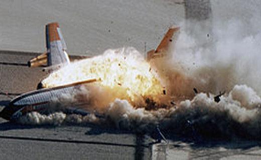 aereo cargo sudan morti strage