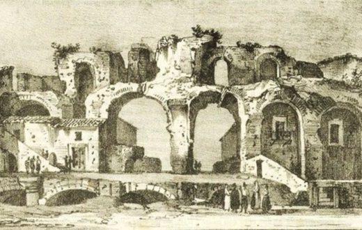 anfiteatro di Benevento