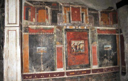 foto pompei - Casa di Marco Lucrezio Frontone