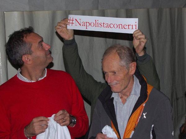 erri de luca #napolistaconerri