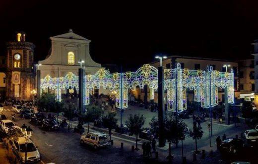 luminarie Torre del Greco