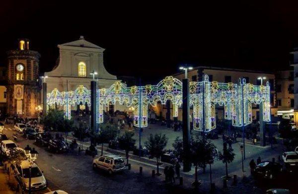 luminarie Torre el Greco