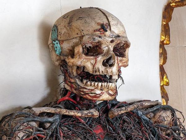 macchina anatomica principe di sansevero