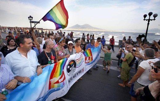 napoli diritti gay