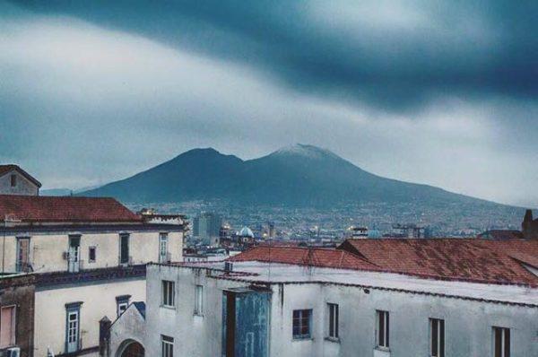 neve Vesuvio