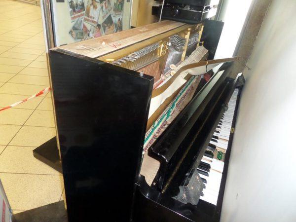 pianoforte stazione napoli