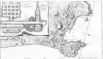 mappa grotta della sibilla
