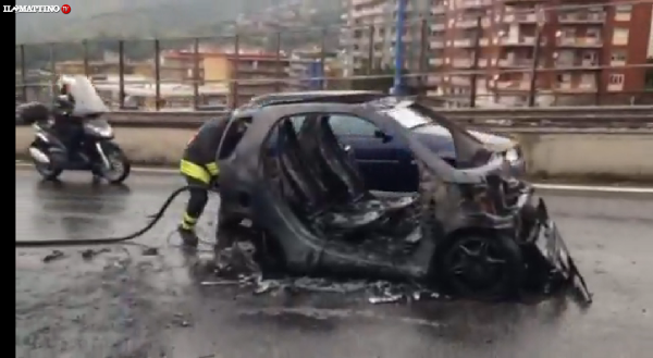 smart auto fiamme vomero
