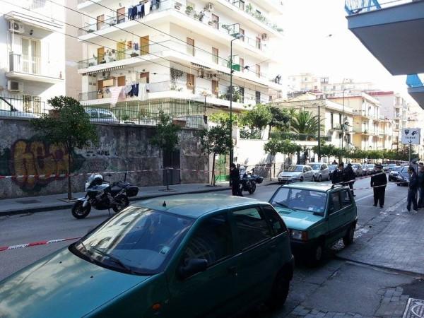 torre del greco, allarme bomba ufficio postale