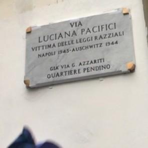 via Luciana Pacifici