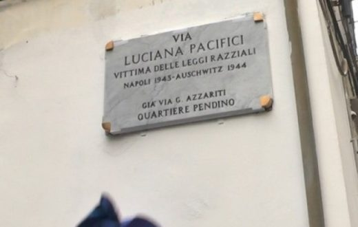 via Luciana Pacifici