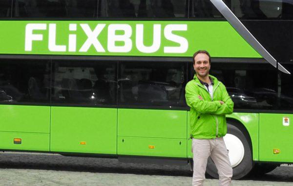 Andre Incondi, Flixbus napoli milano 1 euro