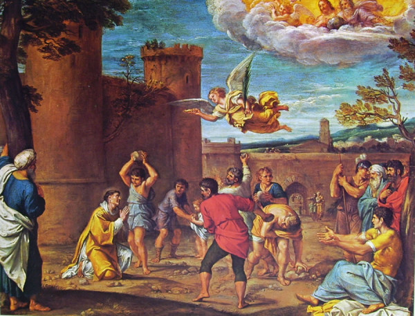 Carracci-martirio-di-Santo-Stefano