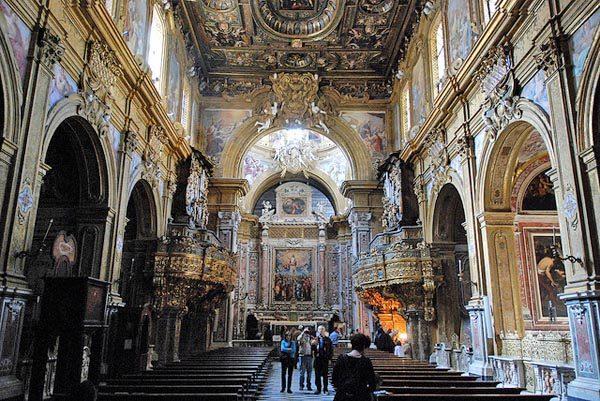 Chiesa-di-San-Gregorio-Armeno