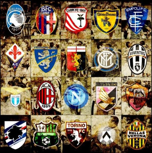 Classifica Serie A anno solare 2015