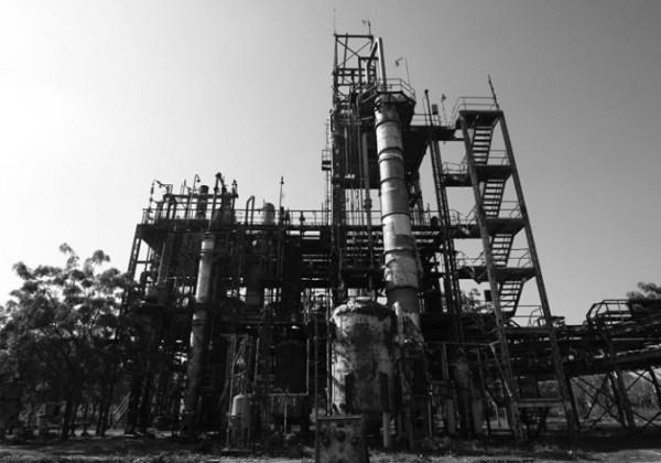 Fabbrica di Bhopal