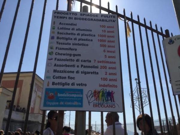 Fondali in Campania