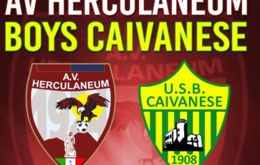 Herculaneum-Nuova Boys Caivanese
