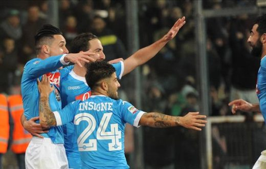 Video: Napoli-Verona diffidati