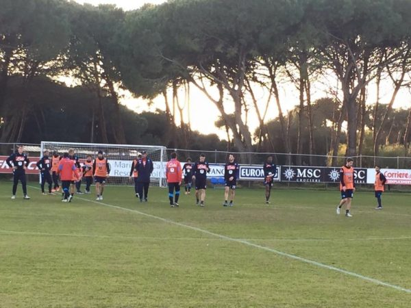 Probabile formazione Napoli-Verona