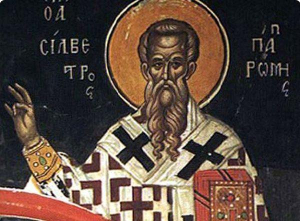 Il 31 dicembre si festeggia San Silvestro, chi era e cosa ha fatto?
