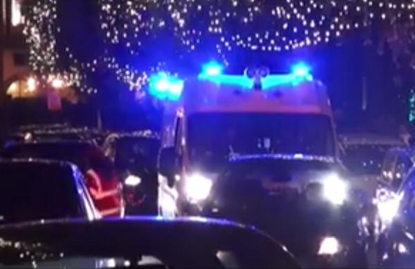 ambulanza salerno
