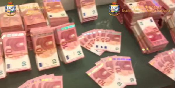 banconote 10 euro false contraffatte