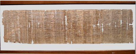 charta borgiana
