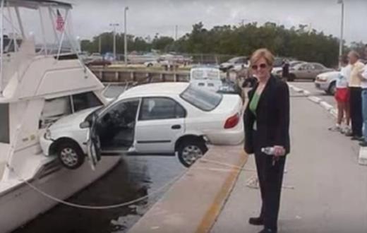 incidente parcheggio donna rammaggio