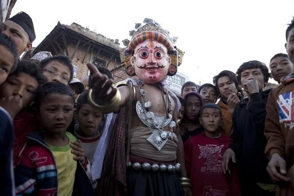 maschera locale