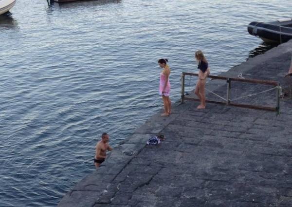 Napoli 6 Dicembre 2015 - Foto di Daniela Villani