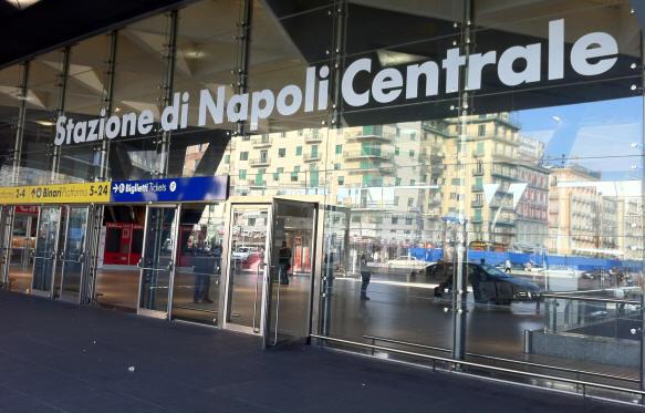 Stazione Napoli Centrale