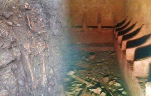 ritrovamenti archeologici caiazzo