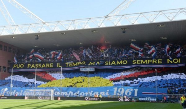 Curva Sampdoria