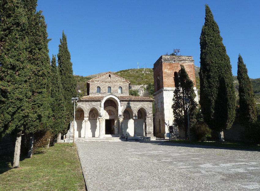 Basilica Sant'AngeloinFormis