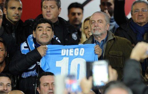 De Laurentiis Maradona