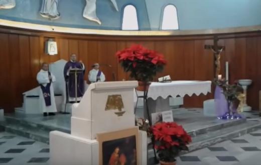 Parroco Don Marco Forza Napoli Sacro e Profano