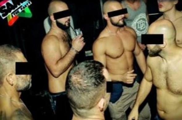 Prete festa gay