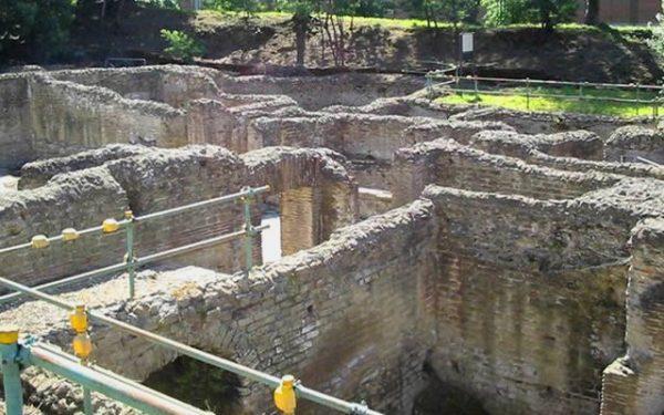 Terme Romane di via Terracina